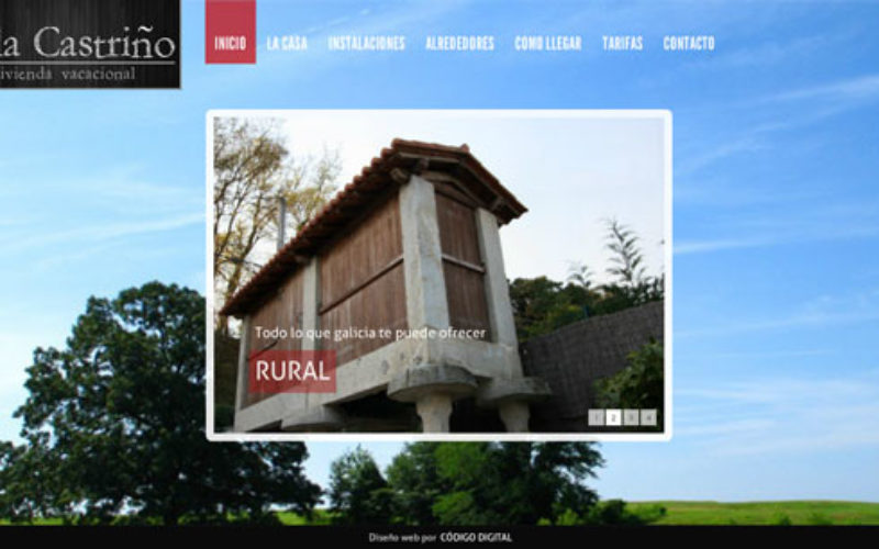 Casa Rural Vila Castriño