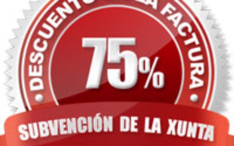 Subvención para Comercios 2013 de la Xunta de Galicia
