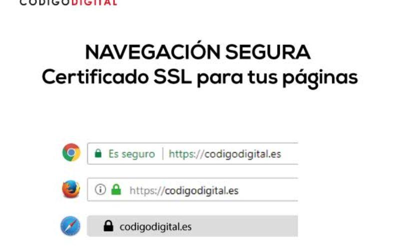 Aumenta la seguridad de tu web con un Certificado SSL